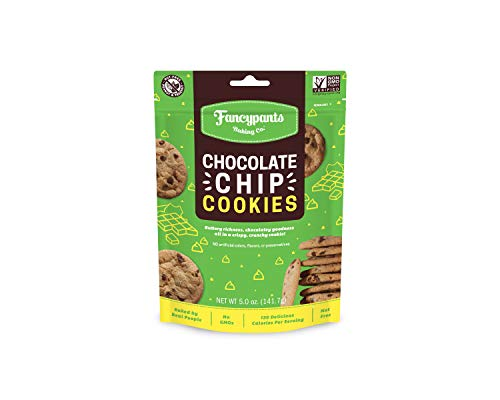 Fancypants Baking Co. - Nut-Free Chocolate Chip Crispy Crunchy Cookies 4-pack