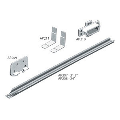 UPC 711217006142, Ap Products 013-212 Grace Drawer Slide Kit, 24