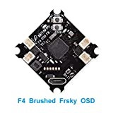 Cheap BETAFPV F4 FC Brushed Flight Controller with SPI Frsky Receiver OSD Smart Audio for FPV Tiny Whoop Micro Racing Drone