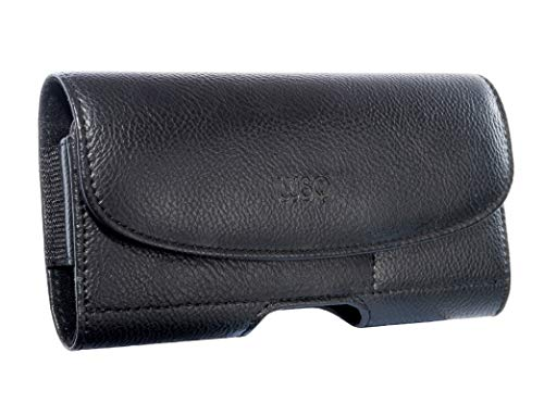 Motorola Moto G5S Plus/Moto E4 Plus/Moto G4/G5 Plus Premium PU Leather Horizontal Belt Clip Pouch Wallet/ID Card Holder ...