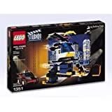 LEGO Studios 1351 Movie Backdrop Studio