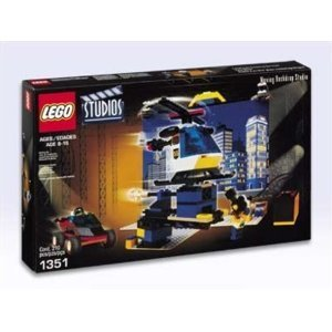 LEGO Studios 1351 Movie Backdrop Studio by LEGO