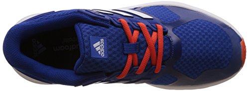 adidas Duramo 8 K, Zapatillas Unisex Niños Marrón (Azul/ftwbla/energi)
