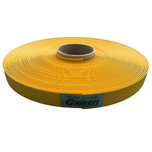 グラスファイバー工研 駐車場用ラインテープ ブーブーライン 3cm x 50m [BBL3-50] 黄 B00MLXBJZY 14700