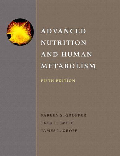 Advanced Nutrition and Human Metabolism Pdf