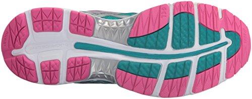 Asics Gel-Nimbus 18 zapatillas de running Lapis/Silver/Sport Pink