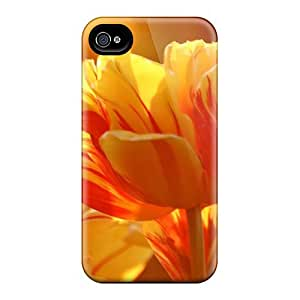 New Yellow Red Tulips Cases Covers, Anti-scratch TzD9585RAyi Phone Cases Samsung Galaxy Note3