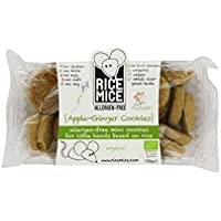 Rice Mice Organic Gluten Free Apple & Ginger