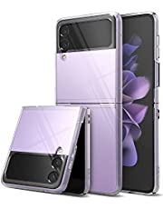 Ringke Slim Case Kompatibel med Samsung Galaxy Z Flip 3 Skal (2021) Skyddande Klar Fodral - Clear
