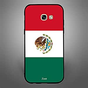 Samsung Galaxy A5 2017 Mexico Flag