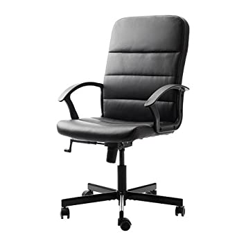 Ikea Torkel - Silla de Oficina giratoria, Color Negro: Amazon.es: Hogar
