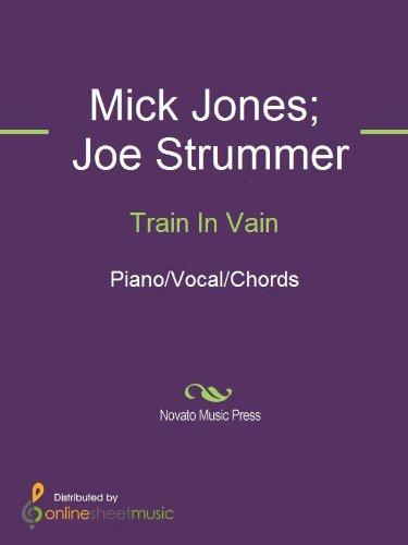 Train In Vain Kindle Edition By Annie Lennox Joe Strummer Mick
