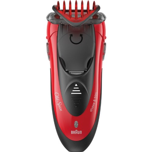 Braun OLD SPICE WATERPROOF 3 In 1 Cordless Shaver and Beard Trimmer,...