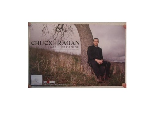 Chuck Ragan Poster 'Feast Or Famine' Hot Water Music