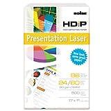 Boise® HD:P™ Presentation Laser Paper PAPER,PRSNT 96BRT #24,WE (Pack of5)