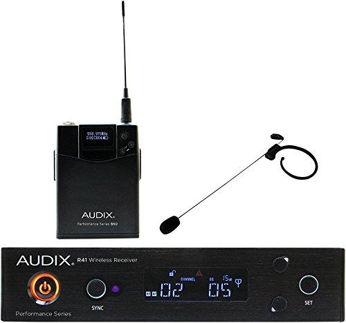 Audix AP41 HT7 Headset Wireless System 554-586 MHz Black ()