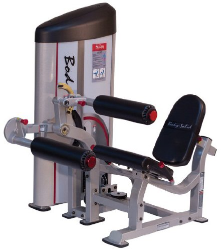 Body-Solid Pro Clubline Series II Seated Leg Curl Machine by Ironcompany.com