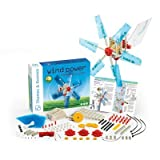 Wind Power Kit - Alternative Energy and Environmental Science Review
