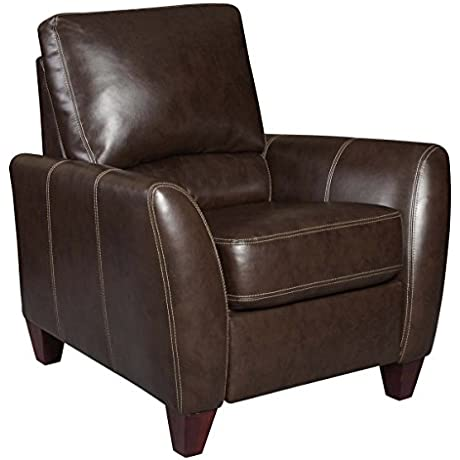 Solid Hardwood Recliner 523381