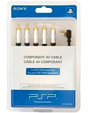 Cable de Componentes PSP-2000 [Importación Americana]