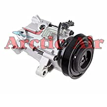Arctic Air RC68184 Remanufactured A/C Compressor for 2007-2008 Dodge Nitro with a 3.7L v6 Gas engine