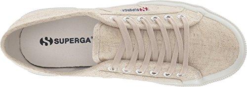 Superga Women's Fashion 2750 Natural Sneaker Cotlinu ddFrz8q