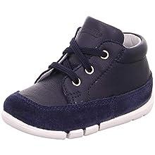 superfit Flexy, Zapatillas para Niños, Azul 80, 21 EU