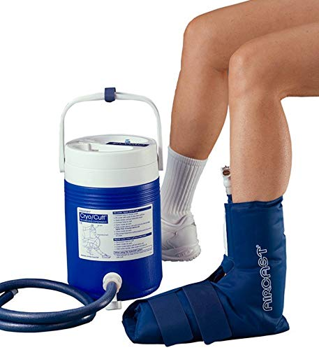 Latest Shoulder Cold Therapy System Aircast Cryo/Cuff IC, with Ankle 2019