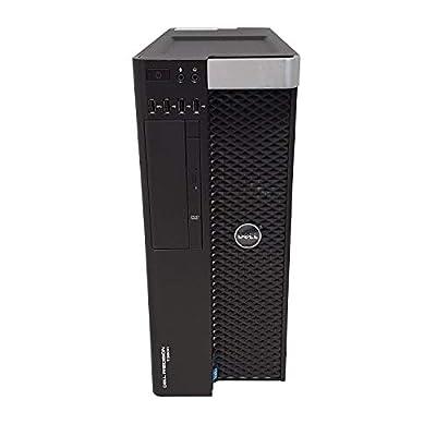 Dell Precision T3600 Workstation - Intel Xeon CPU Quad-Core E5-1620 3.6Gz processor - NVIDIA Quadro 600 - 16GB RAM - 2TB SATA HDD( 2 x 1TB) Windows 7 (Certified Refurbished)