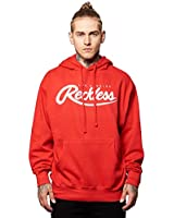 Young and Reckless - Strike Thru Hoodie - White...