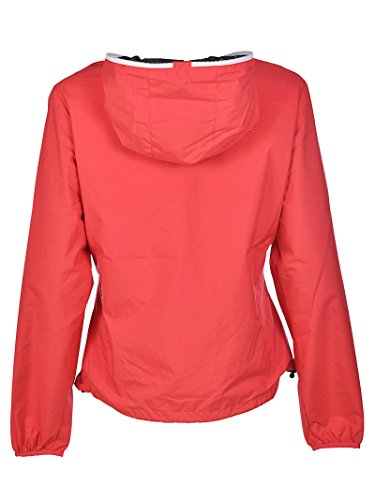 Save Rojo Poliéster D3667WMATY601056 duck Mujer the Cazadora qw0fH8