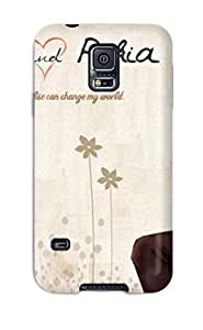 Hot Fashion PpaZwNL5724IleOD Design Case Cover For Galaxy S5 Protective Case (bleach)