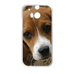 SKULL dog Phone Case for HTC One M8