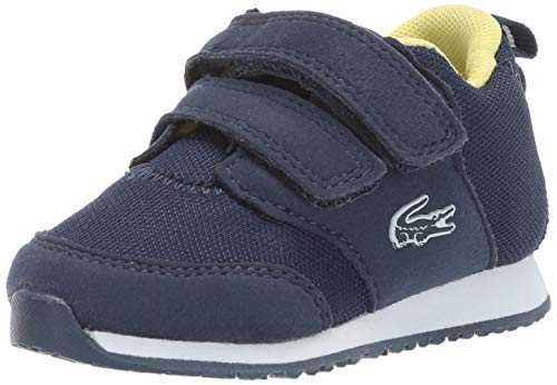 Lacoste Baby L.Ight Sneaker navy/white 7. Medium US Toddler (Lacoste Big Boys Shoes)