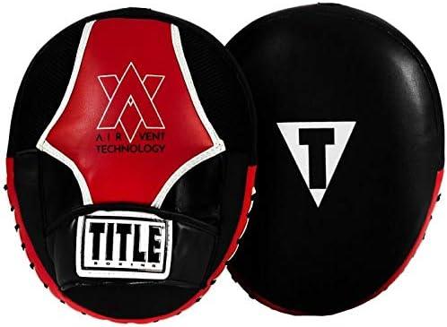 Title Boxing エアベントテクノロジーパンチミット