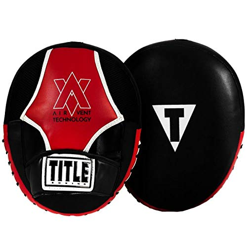 Title Boxing Air Vent Technology Punch Mitts