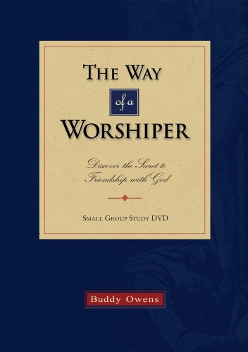 The Way Of A Worshipper / [DVD]