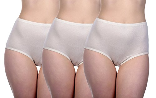 hering-womens-high-waisted-cotton-briefs-7785-3pack-nudexl