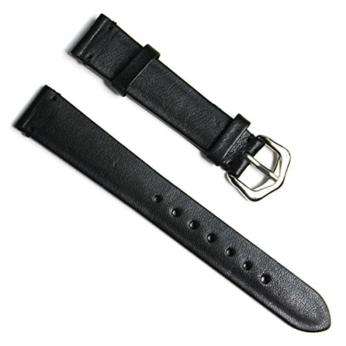 12mm-handmade-vintage-cowhide-leather-watch-strap-watch-band-oil-wax-leather-black