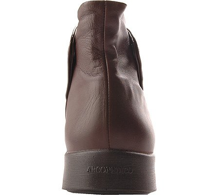 Arcopedico Dames N42 Bootie Cafe Leer