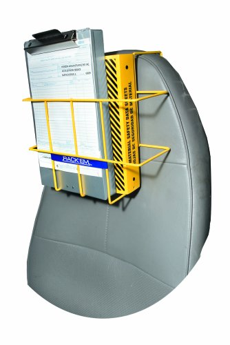 Horizon 3006 Over-the-Seat MSDS 3-Ring Binder, Notebook, Clipboard Rack, 13-3/4