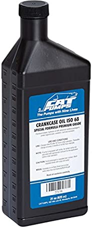CAT Pumps Pressure Washer Oil