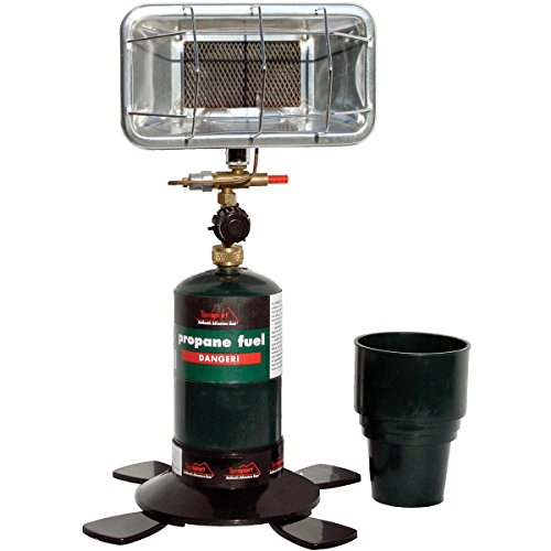 Texsport Sportsmate Portable Propane Heater Reviewed