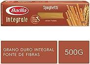 Macarrão Integral Grano Duro Spaguetti Barilla Integrale 500g