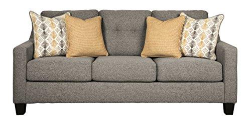 Amazon.com: Benchcraft Daylon - Sofá de dormir contemporáneo ...