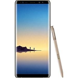 Samsung Galaxy Note 8 Dual SIM - 64GB, 6GB RAM, 4G LTE