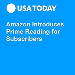 Amazon Introduces Prime Reading for Subscribers