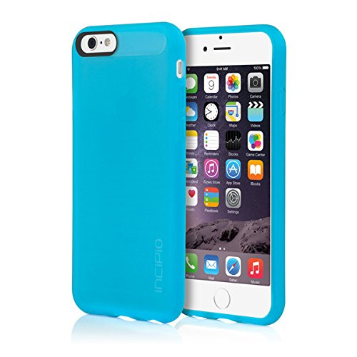 big sale 22d98 73d28 Incipio iPhone 6 NGP Case - Retail Packaging - Translucent Blue