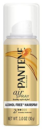 Pantene Pro-V Air Spray 2 Dot Hair Spray Brushable Flex 1oz