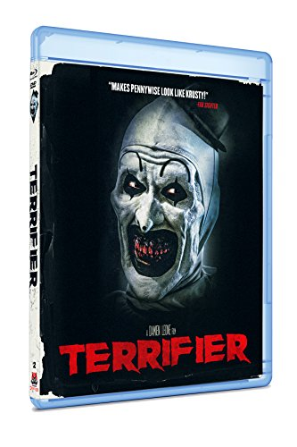 Terrifier: DVD + Blu-ray 2-disc pack]()
